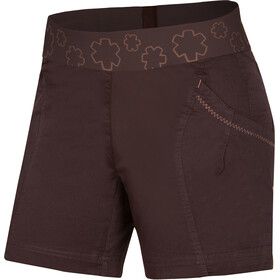 Ocun Pantera Shorts Women, chocolate
